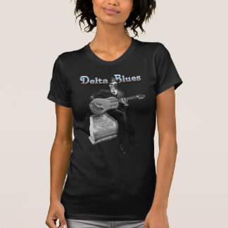 Delta Blues Ghost T-Shirt
