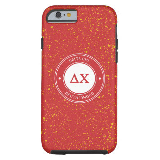 Delta Chi | Badge Tough iPhone 6 Case