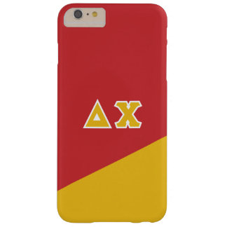 Delta Chi   Greek Letters Barely There iPhone 6 Plus Case