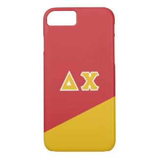 Delta Chi | Greek Letters iPhone 8/7 Case
