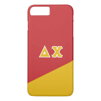 Delta Chi | Greek Letters iPhone 8 Plus/7 Plus Case