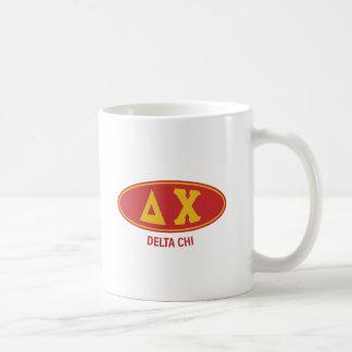 Delta Chi | Vintage Coffee Mug