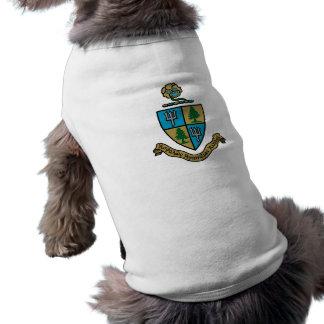Delta Delta Delta Crest Color Shirt