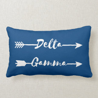 Delta Gamma | Arrow Lumbar Cushion