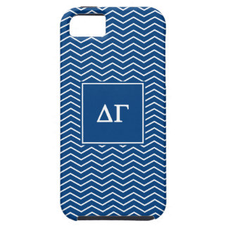 Delta Gamma | Chevron Patter iPhone 5 Cases