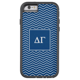 Delta Gamma | Chevron Patter Tough Xtreme iPhone 6 Case