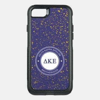 Delta Kappa Epsilon | Badge OtterBox Commuter iPhone 8/7 Case