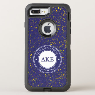 Delta Kappa Epsilon | Badge OtterBox Defender iPhone 7 Plus Case