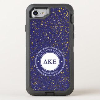 Delta Kappa Epsilon | Badge OtterBox Defender iPhone 8/7 Case