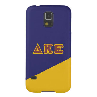 Delta Kappa Epsilon | Greek Letters.ai Galaxy S5 Covers