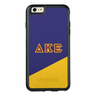 Delta Kappa Epsilon | Greek Letters.ai OtterBox iPhone 6/6s Plus Case