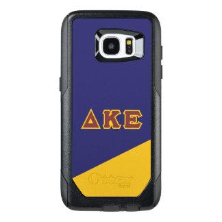 Delta Kappa Epsilon | Greek Letters.ai OtterBox Samsung Galaxy S7 Edge Case