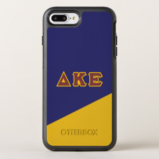 Delta Kappa Epsilon | Greek Letters.ai OtterBox Symmetry iPhone 8 Plus/7 Plus Case