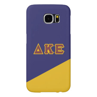 Delta Kappa Epsilon | Greek Letters.ai Samsung Galaxy S6 Cases