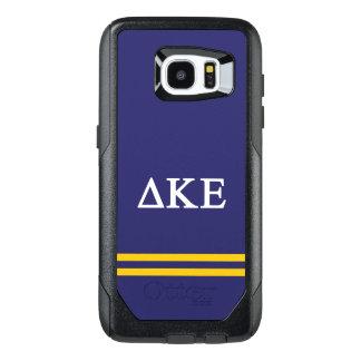 Delta Kappa Epsilon | Sport Stripe.ai OtterBox Samsung Galaxy S7 Edge Case
