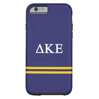 Delta Kappa Epsilon | Sport Stripe.ai Tough iPhone 6 Case