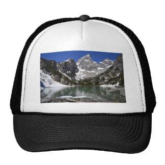 Delta Lake Grand Teton National Park Cap