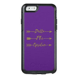 Delta Phi Epsilon Arrow OtterBox iPhone 6/6s Case