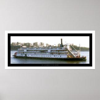 Delta Queen Riverboat Poster