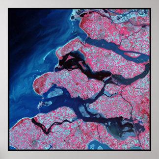 Delta Region, Netherlands Print