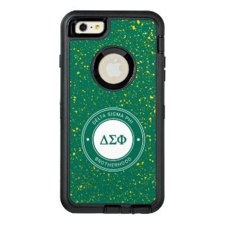 Delta Sigma Phi | Badge OtterBox Defender iPhone Case