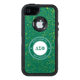 Delta Sigma Phi | Badge OtterBox iPhone 5/5s/SE Case