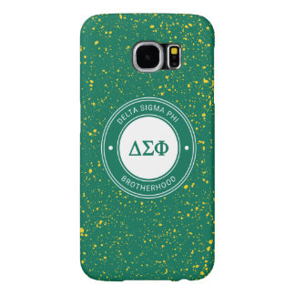 Delta Sigma Phi | Badge Samsung Galaxy S6 Cases