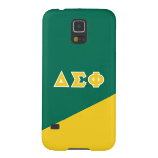 Delta Sigma Phi   Greek Letters Galaxy S5 Cases