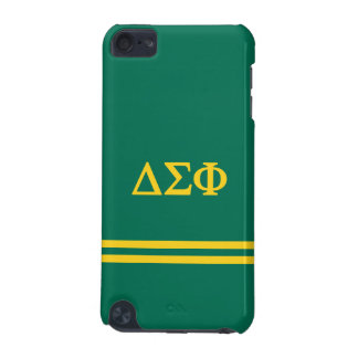 Delta Sigma Phi | Sport Stripe iPod Touch (5th Generation) Case
