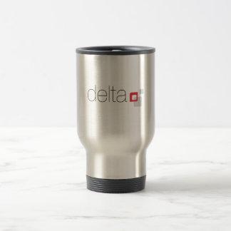 DELTA Stainless Steel 15oz Mug