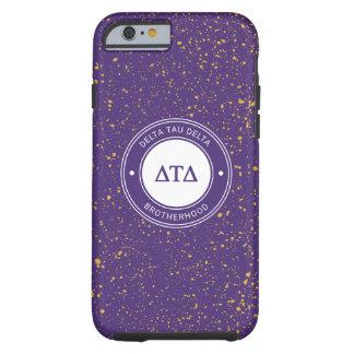 Delta Tau Delta   Badge Tough iPhone 6 Case
