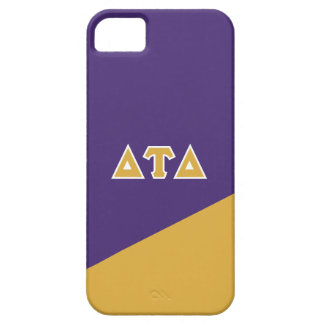 Delta Tau Delta | Greek Letters iPhone 5 Cover