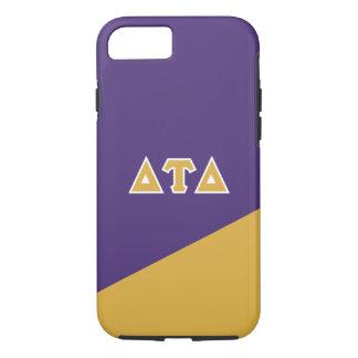 Delta Tau Delta | Greek Letters iPhone 8/7 Case