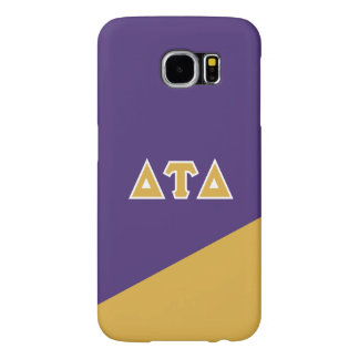 Delta Tau Delta | Greek Letters Samsung Galaxy S6 Cases