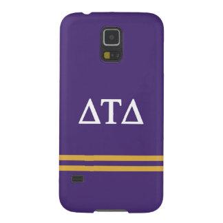 Delta Tau Delta | Sport Stripe Galaxy S5 Cases