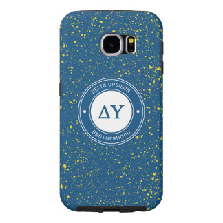Delta Upsilon | Badge Samsung Galaxy S6 Cases