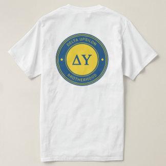 Delta Upsilon | Badge T-Shirt