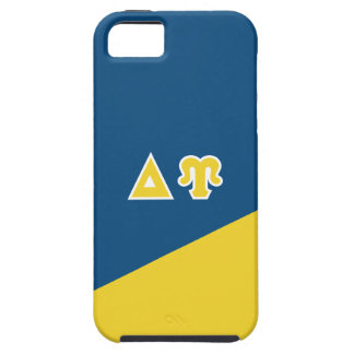 Delta Upsilon | Greek Letters iPhone 5 Cover