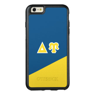 Delta Upsilon | Greek Letters OtterBox iPhone 6/6s Plus Case
