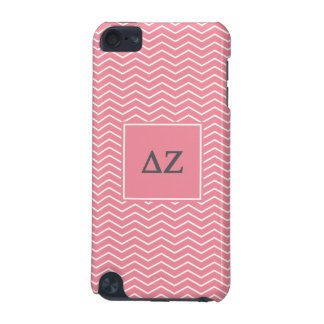 Delta Zeta | Chevron Pattern iPod Touch (5th Generation) Case