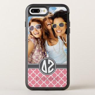 Delta Zeta | Monogram and Photo OtterBox Symmetry iPhone 8 Plus/7 Plus Case