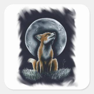 Delusion - Fox Sticker