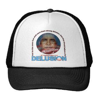 DELUSION MESH HATS