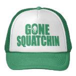 Deluxe Bobo GONE SQUATCHIN Hat - Finding Bigfoot