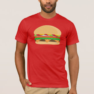 Deluxe Cheeseburger T-Shirt