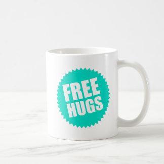 Deluxe Free Hugs Coffee Mug
