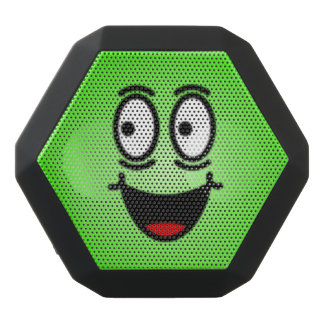 Deluxe Silly Smiley Face Boombot REX, Black