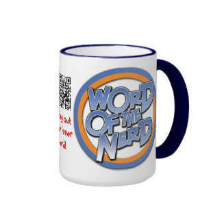 Deluxe Word of the Nerd 15oz mug