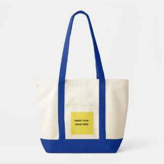 Deluxephotos Blank Impulse Tote Store Template Tote Bag
