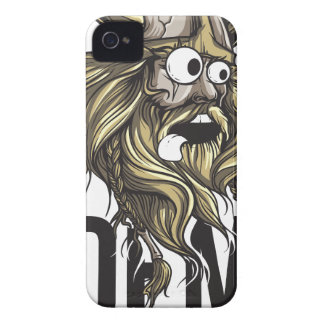 Dem buttocks beard animal iPhone 4 covers